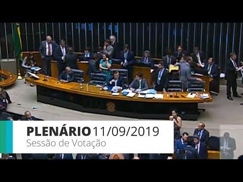 Plenário -  PL 1292/1995 - altera a Lei de Licitações - 11/09/19 - 19:51