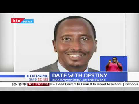 Impeached Wajir governor Abdi Mohamud expected to file all documents ahead of trial