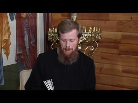 Объяснение вечерних молитв (Молитвы на сон грядущим). Беседа с протодиаконом Павлом Бубновым Часть 1