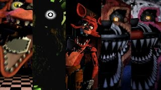 FNAF 1, 2, 3, 4 Jumpscares Browser | Five Nights at Jumpscares