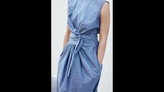The Perfect Summer Linen Dresses Collection.