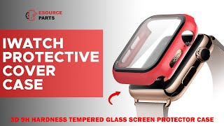 iWatch 42mm Series 1/2/3 Tempered Glass Screen Protector Cover Case