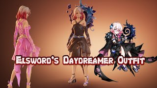 Mod Showcase - Elsword's Daydreamer Outfit