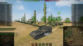 worldoftanks common test  Патон и Арта