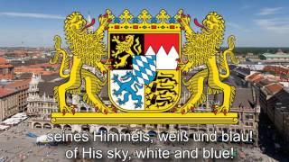 Regional Anthem of Free State of Bavaria (Germany) - Bayernhymne (Hymn of Bavaria)