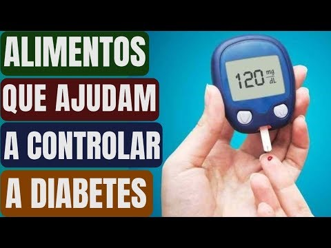 Exames de sangue para a diabetes