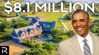 Private Homes Of Former Presidents