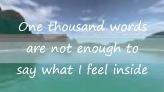 Suddenly by Billy Ocean(w/ lyrics)
