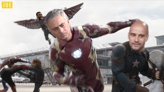 The Manchester Derby - Civil War