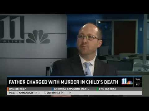 Lawrence Zimmerman: 11-Alive's featured guest discusses a tragic toddler death case.