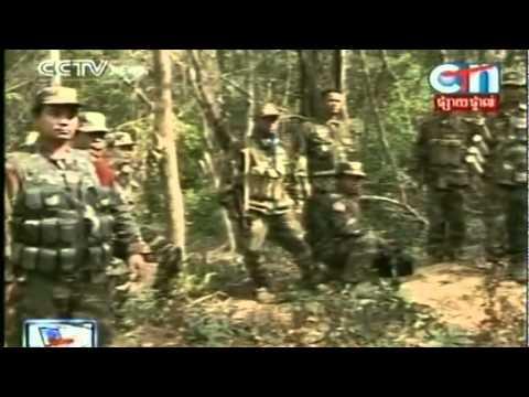 ไทย กัมพูชายังปะทะกันหลังคุยหย่าศึก CCTV News