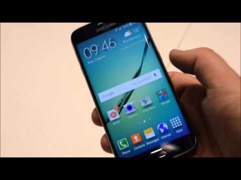 Samsung Galaxy S6 Edge, video anteprima approfondita