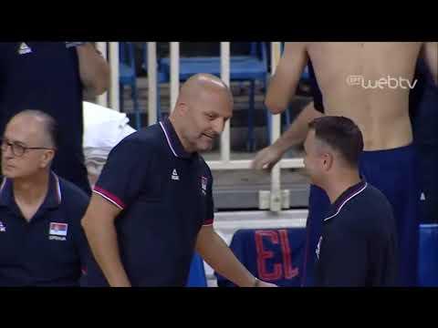 Τουρνουά Ακρόπολις: Ιταλία- Σερβία : 64-96 | ΟΛΟΚΛΗΡΟΣ ΑΓΩΝΑΣ | 17/08/2019 | ΕΡΤ
