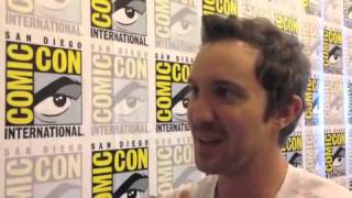 Comic-Con 2012 : Interview Sam Huntington