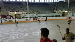 NB Mavericks vs Halifax Hurricanes , Playoff Game #3 , ECJLL , July 16th , 2017