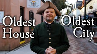 Oldest House in the Oldest City in the US
