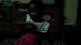 Rhymes and Cameroon National Anthem by four year old