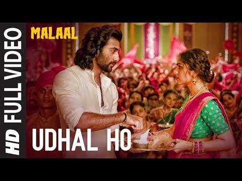 Udhal Ho Full Video   Malaal   Sanjay Leela Bhansa