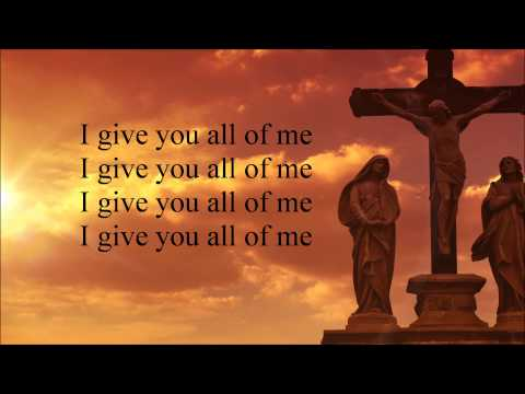 Withholding Nothing - I Surrender All To You