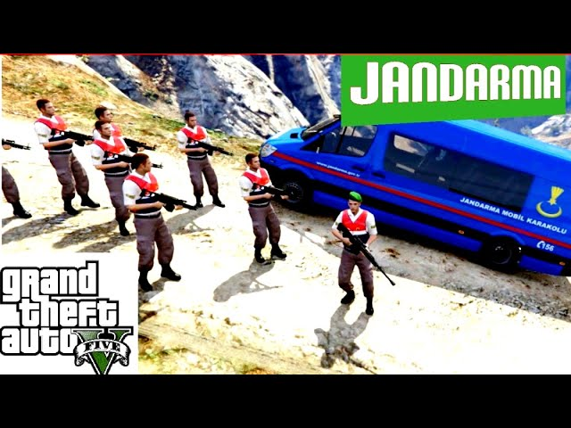 Video Pronunciation of Jandarma in Turkish