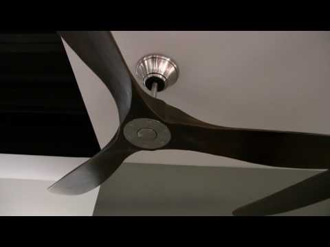 Video for Maverick Max 70-Inch Matte Black Ceiling Fan