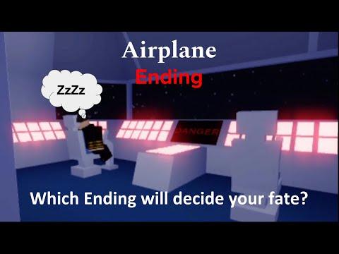 ROBLOX Airplane | Ending