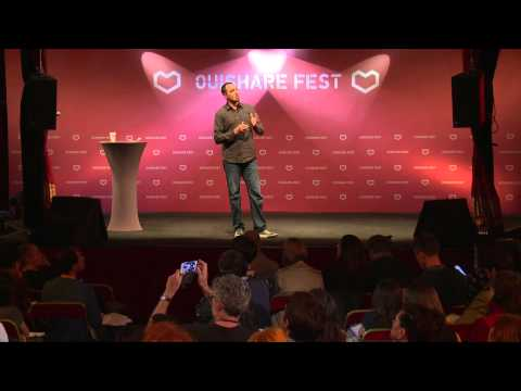 Bringing Collaborative Platforms to Market - OuiShare Fest  (2015)