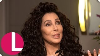 Lorraine Tries to Persuade Cher to Go on RuPaul's Drag Race! | Lorraine