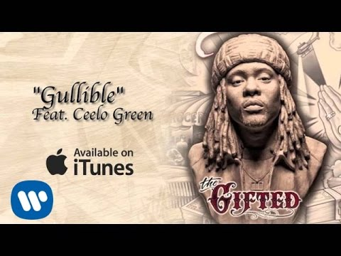 Gullible (Song) by Wale and CeeLo Green