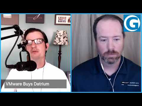 Why Did VMware Buy Datrium? | Gestalt IT Rundown: July 8, 2020