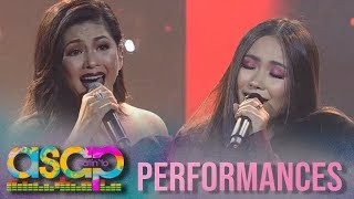 ASAP Natin 'To: Regine Velasquez and Yeng Constantino's heartfelt version of famous wedding songs