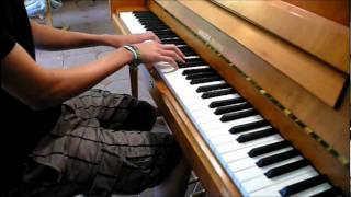 Rise Against - Hero of War(Piano)