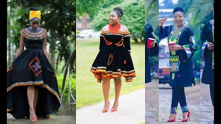 BEST OF CAMEROONIAN #TOGHU MODERN AND TRADITIONAL DRESSES AND STYLES FOR THE STYLISH LADIES