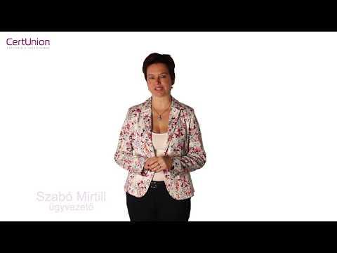 CertUnion - Csapatvideó