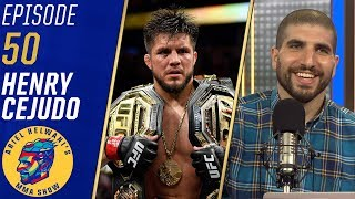 Henry Cejudo: 'I feel like I'm the new face of the UFC' | Ariel Helwani's MMA Show