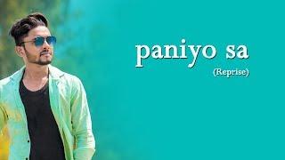 Paniyo Sa ( Cover )   Rahul Jain   Atif Aslam   Tulsi Kumar   John Abraham   Pehchan Music