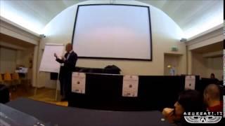 preview picture of video 'Mauro Biglino - Conferenza a Olbia (SS) - 28 Novembre 2014'