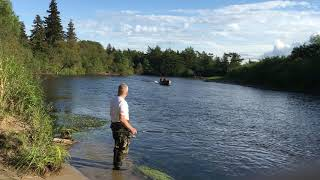 Рыбалка на реке вала в удмуртии
