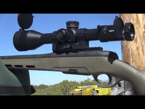 Precision, Long Range Or Hunting, Riton Optics Has The Scope