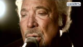 Tom Jones Live - 'If I Give My Soul' Session