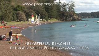 preview picture of video 'Russell Scenic Video, Northland, New Zealand'