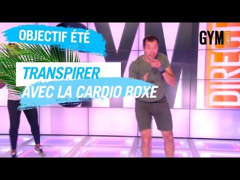 TRANSPIRER AVEC LA CARDIO BOXE - #OBJECTIFETE GYM DIRECT