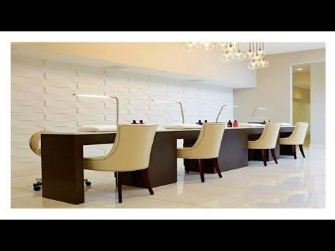 Ideas faciles para decorar tu salon de belleza o estetica - Esteticas decoracion interiores ...