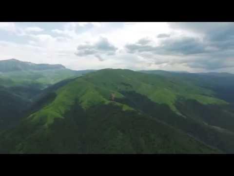 Горы Чечни, Ножай-юртовский район, с. Беной