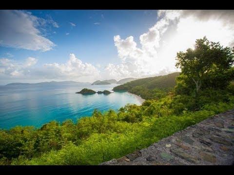 איי הבתולה - גן עדן עלי אדמות!
