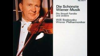 **♪J.シュトラウス2世:ワルツ「春の声」op.410/ウィリー・ボスコフスキー指揮ウィーン・フィルハーモニー管弦楽団