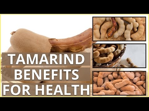 Video 10 Amazing TAMARIND BENEFITS For Health
