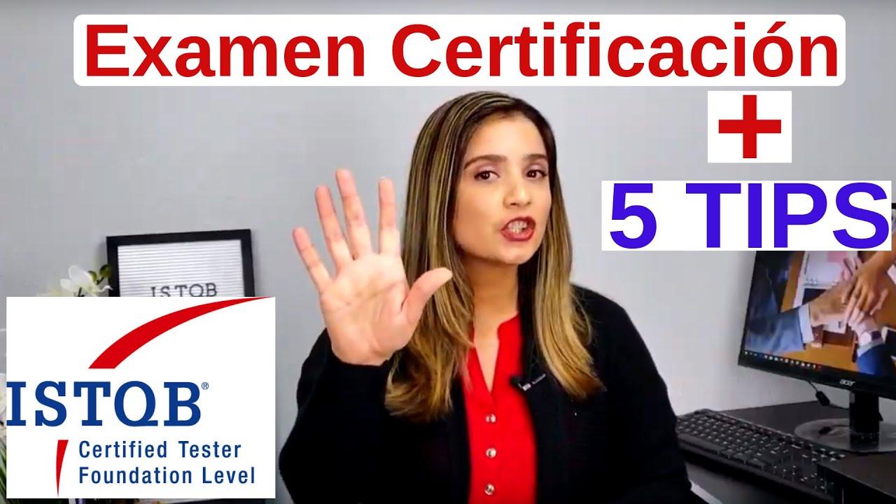 Lo que necesitas saber sobre el examen de certificación de ISTQB Foundation Level