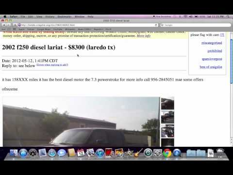 craigslist trucks | You Like Auto