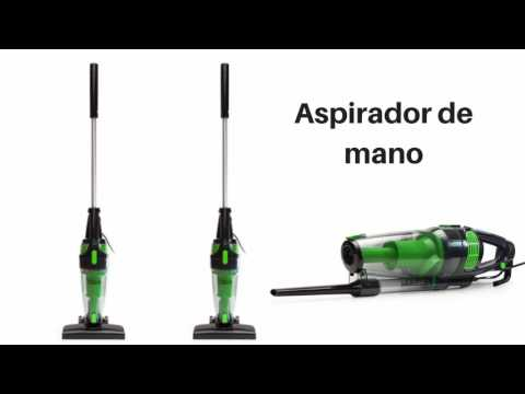 1 o 2 aspiradores ciclónicos 2 en 1 Aspiromatic